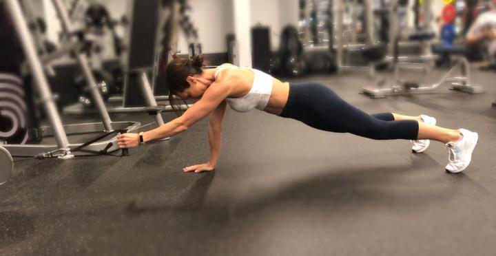 LA Workout Adventures & Upper Body CableWorkout