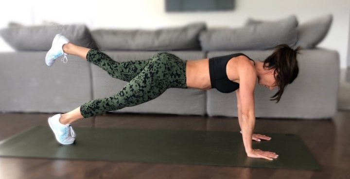 Home Workout & Prioritizing YourHealth